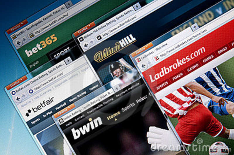 Online odds betting